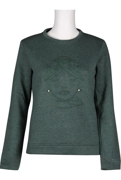 Duca Blanca 1615 Sweatshirt Yeşil