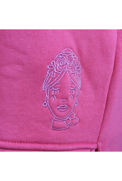 Duca Blanca 1620 Pembe Sweatshirt