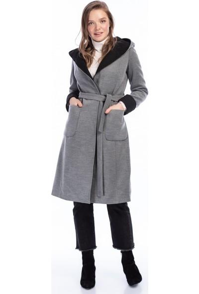 Dewberry Z6422 Kadın Palto