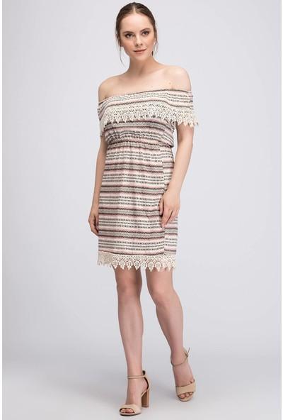Dewberry Z6501 Kadın Elbise