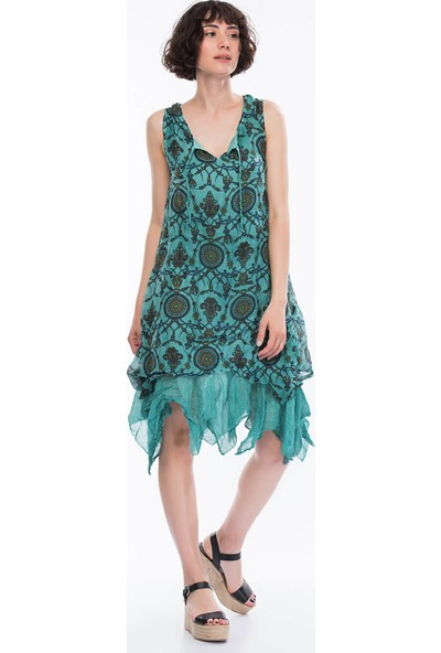 Dewberry Z6556 Kadın Elbise