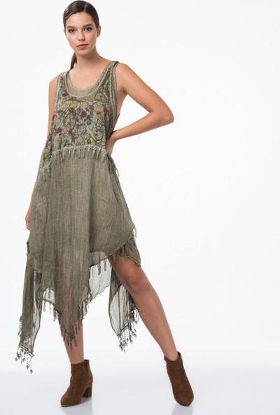 Dewberry Z6596 Kadın Elbise
