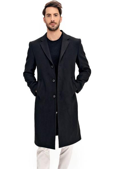 Dewberry Plt8363 Erkek Palto