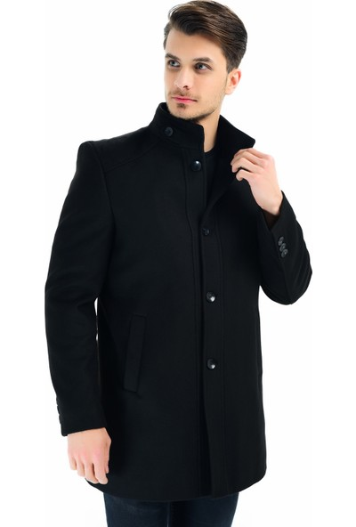 Dewberry Plt8370 Erkek Palto