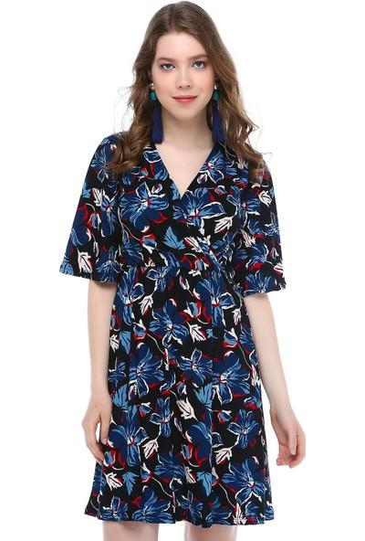 Dewberry Z6476 Kadın Elbise