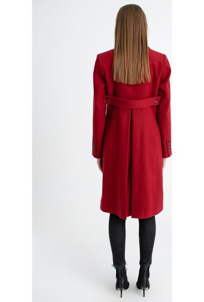 Dewberry Z6620 Kadın Palto