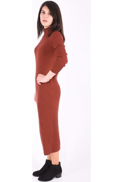 Sam Toni Taba Uzun Elbise