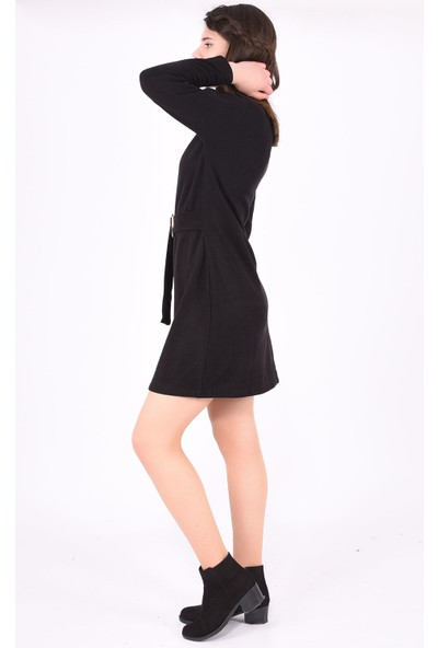 Sam Toni Siyah Elbise