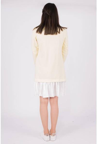 Sam Toni Sarı Elbise