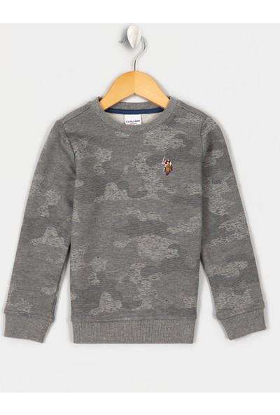 U.S. Polo Assn. Erkek Çocuk Sweatshirt