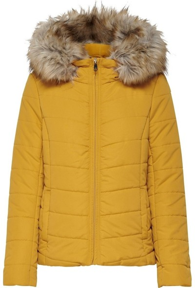 Only Mont Melina Padded 15193436-Ylw