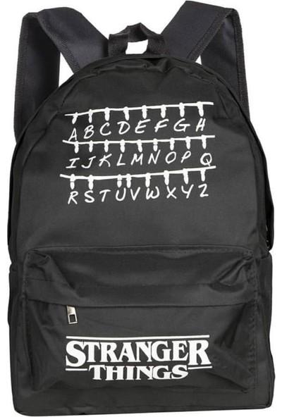 Stranger Things Temalı Çanta