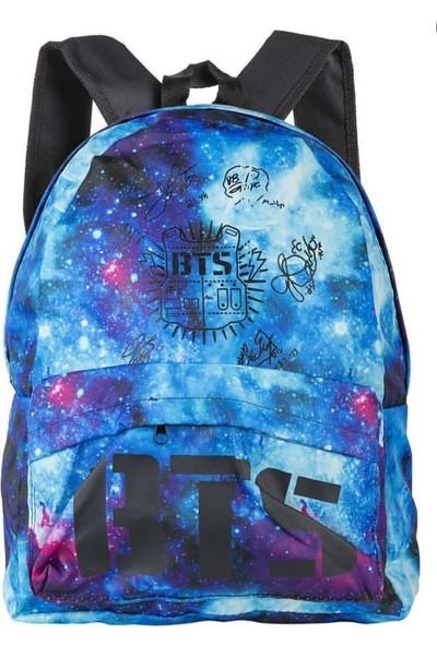 Bts Uzay Temalı Çanta