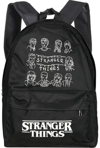 Stranger Things Karakter Temalı Çanta