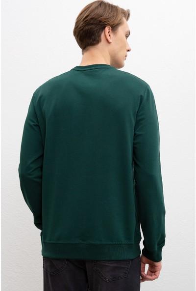 U.S Polo Assn. Erkek Sweatshirt 50216284-VR079