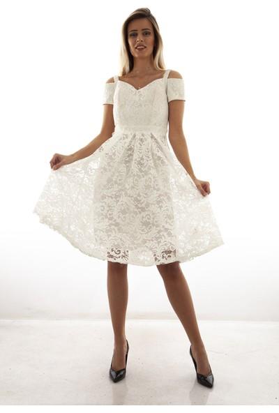 Arda New Line Kadın Kemik Elbise 130113-10.157 40