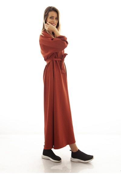 Arda New Line Kiremit Elbise 3502708.48 40