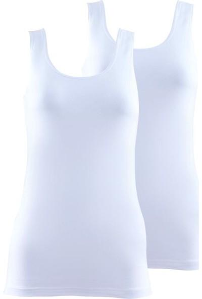 Blackspade 1590 -Essential Kadın Atlet 2'li Paket