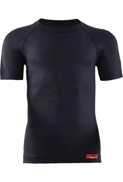 Berrak 9267- Unisex Çocuk Termal T-Shirt Atlet