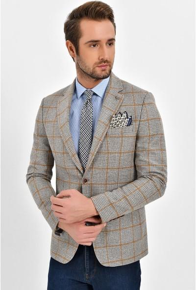 Centone Erkek Ceket Comfort Fit 6 Drop 19-0300