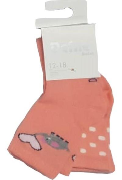 Defne Bebe Kokulu 2'li Çorap