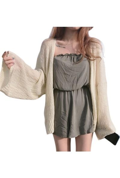 Gob2c Uzun Kollu Kadın Gömlek