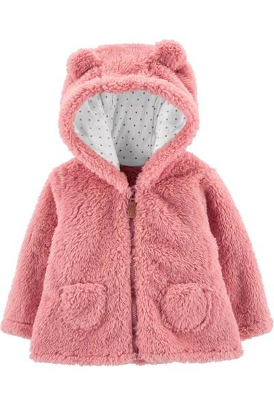 CARTERS Kız Bebek Ceket Sherpa Collection 18509510