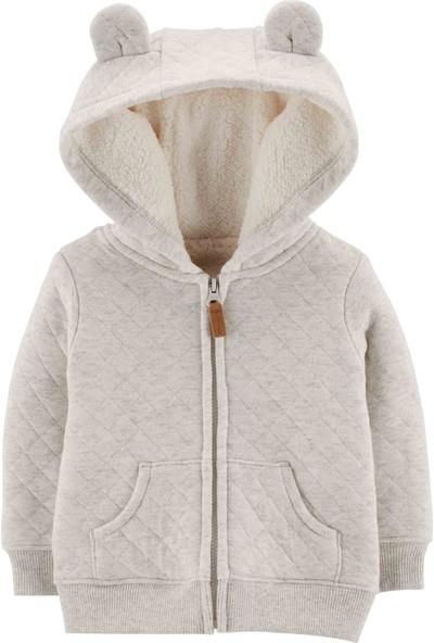CARTERS Kız Bebek Ceket Sherpa Collection 19284310