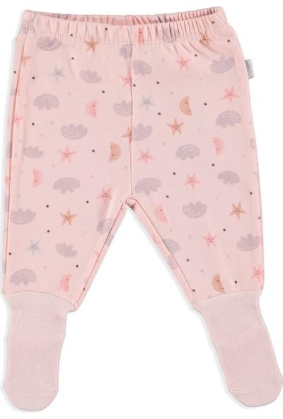 Premini Uyuyan Yıldız Organik Bebek Çoraptolon