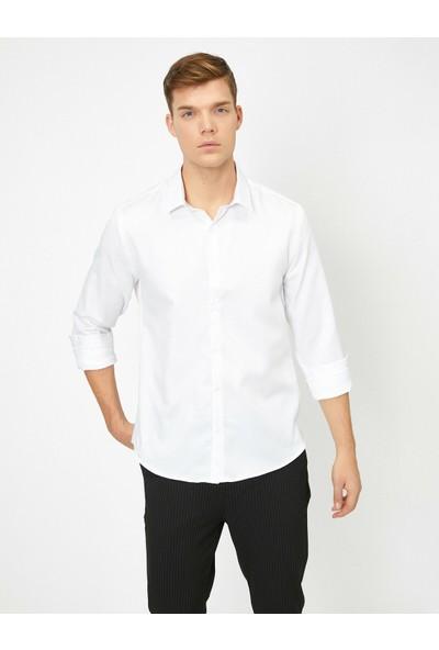 Koton Klasik Yaka Gömlek