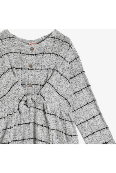 Koton Düğme Detaylı Elbise