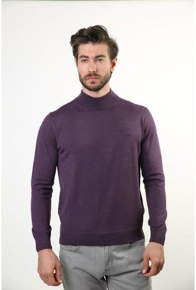 Sweater Yarım Balıkçı Yaka Erkek Triko 6001