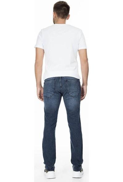 Five Pocket Erkek Kot Pantolon 7144N760PORTO