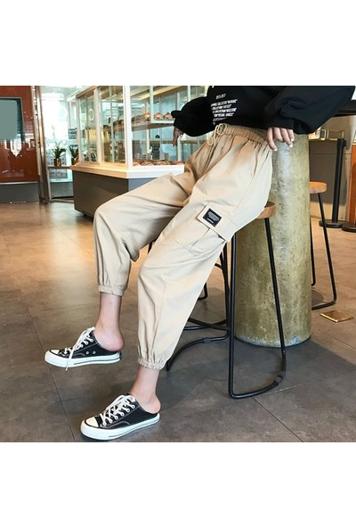 Gob2c Yüksek Bel Bol Pantolon