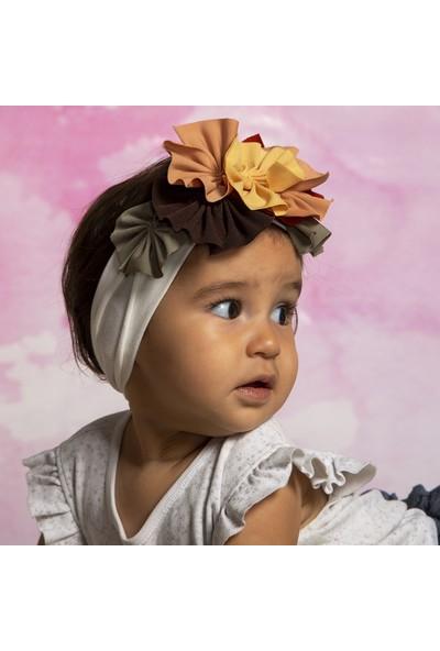 BabyDora Fiyonk Kız Çocuk Bandana