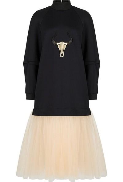 Nocturne 2112 Kadın Elbise Siyah