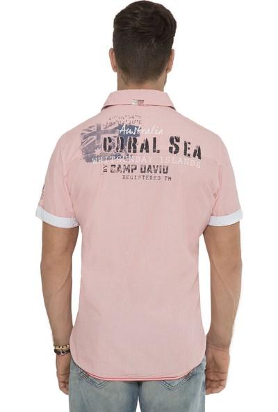 Camp David Erkek Gömlek