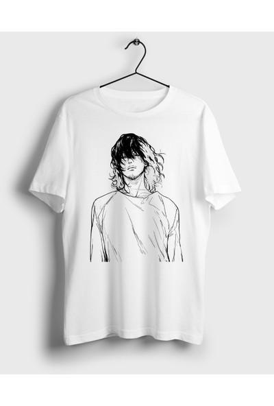 Animepazarı Boku No Hero Academia Eraserhead Unisex Anime T-shirt