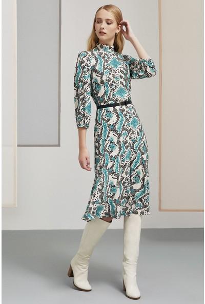 Perspective Kadın Adsıla Elbise 2273