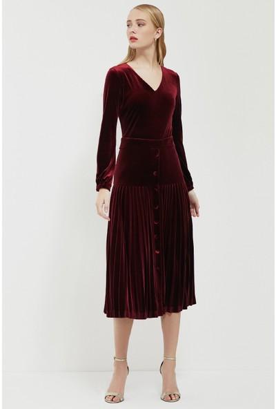 Perspective Kadın Braylon Elbise 2278