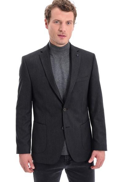Morven Mrv Trend Dinamik Fit Ceket Siyah