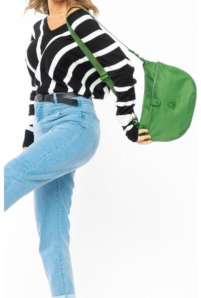 Benetton Kadın Çapraz Çanta Yeşi̇l BNT52