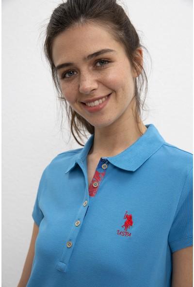 U.S. Polo Assn. Kadın T-Shirt 50198886-Vr028