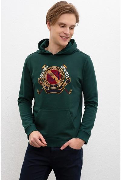 U.S. Polo Assn. Erkek Sweatshirt 50207549-Vr079