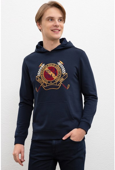 U.S. Polo Assn. Erkek Sweatshirt 50207549-Vr033