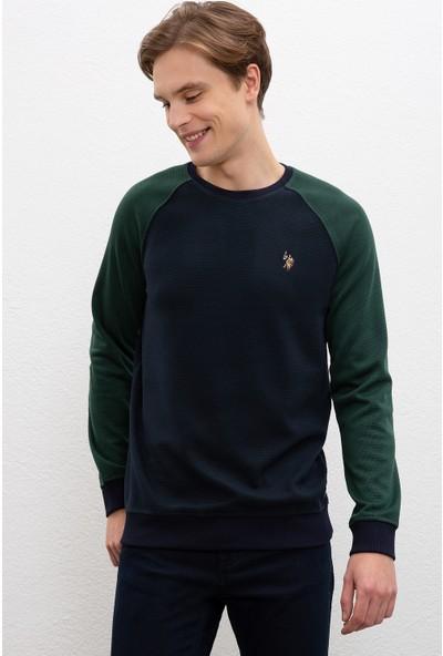 U.S. Polo Assn. Erkek Sweatshirt 50213274-Vr079