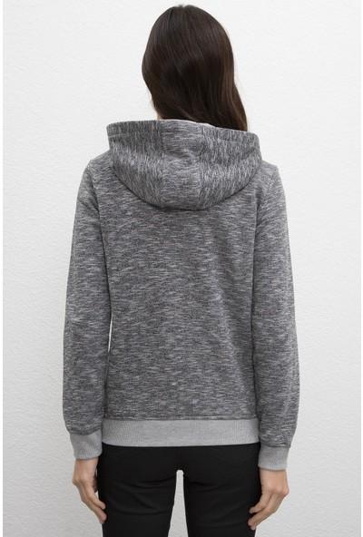 U.S. Polo Assn. Kadın Sweatshirt 50216084-Vr086