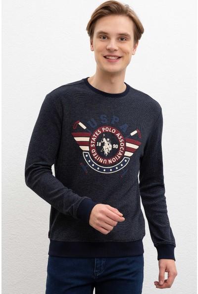 U.S. Polo Assn. Erkek Sweatshirt 50216291-Vr033