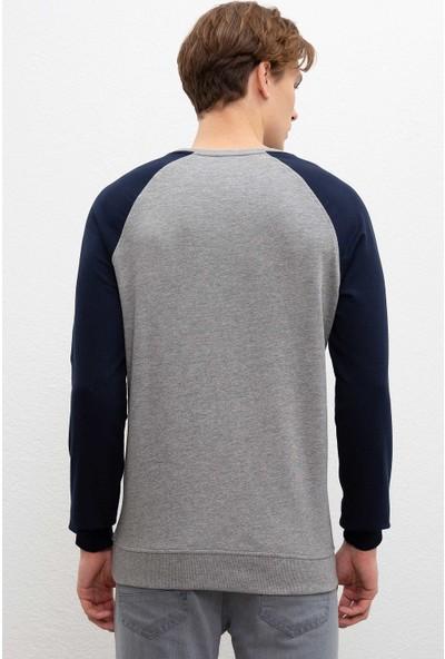 U.S. Polo Assn. Erkek Sweatshirt 50216294-Vr086