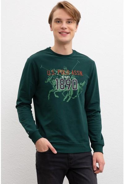 U.S. Polo Assn. Erkek Sweatshirt 50216300-Vr079